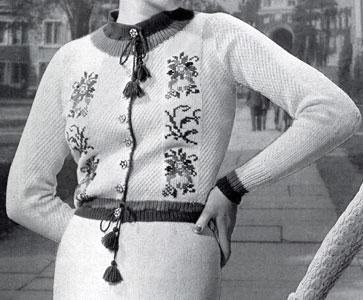 Edelweiss Modeen Jacket Pattern