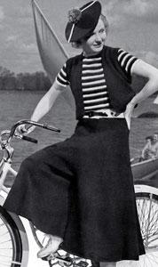 Daisy Culotte Suit Pattern