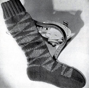 Children's Sock Pattern No. 530