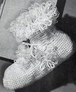 Women's Sock Pattern No. 537