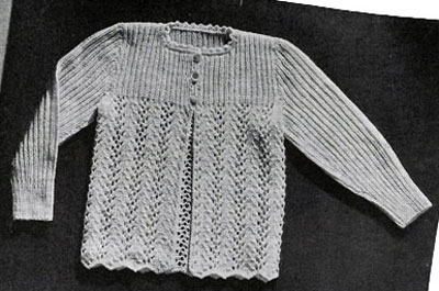 this free pattern originally published in hand knits for youngsters