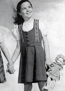 Marjorie Daw Outfit Pattern