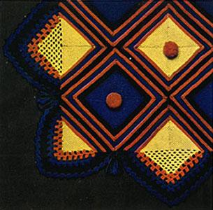 Fireside Afghan Pattern #641