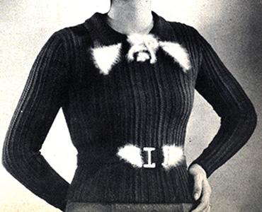 Greenbriar Pullover Pattern #1113
