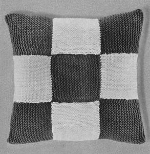 School Pillow Pattern #38