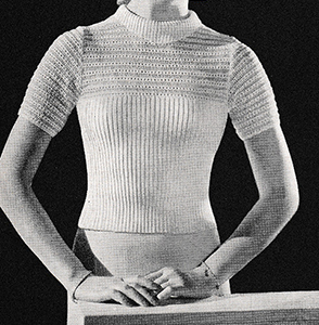 Cruise Crush Pullover Pattern #1138