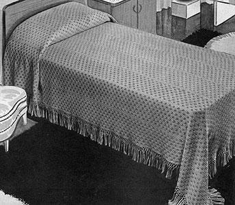 Arcady Bedspread Pattern #680