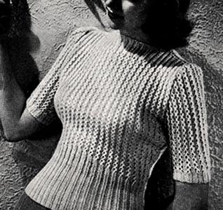 Duckling Pullover Pattern #1191