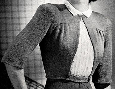 Boulevarde Jacket Pattern #1194