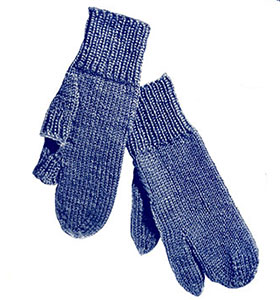 Marksman Gloves Pattern