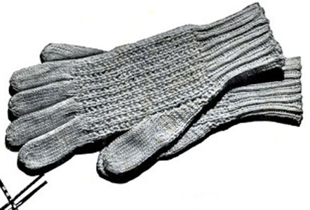 String Gloves Pattern #5139