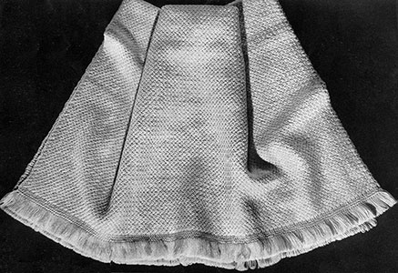 Knitted Blanket Pattern #5145