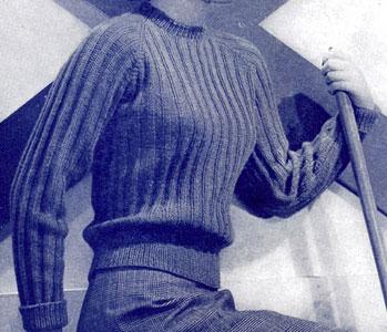 Raglan Classic Pullover Pattern