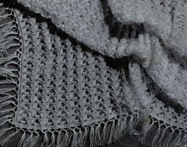 Baby Blanket Pattern #5228