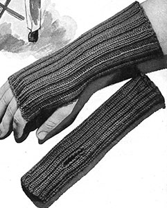 Wristlet Pattern #S-116