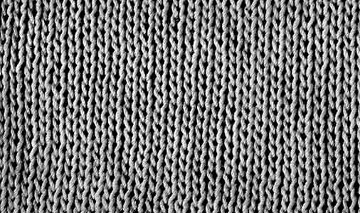 Stockinette Stitch Pattern