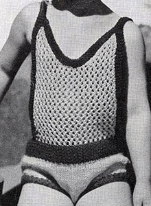 Child's Sunsuit Pattern