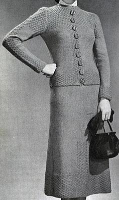 Promenade Dress Pattern #1039
