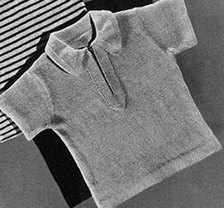 Sport Shirt Pattern #541