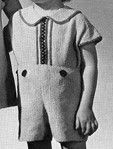 Brother Suit Pattern #547