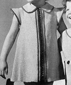 Sister Frock Pattern #548