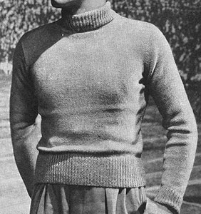 Trophy Pullover Pattern #328