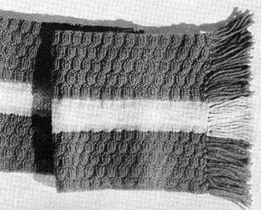 Scarf Pattern #343