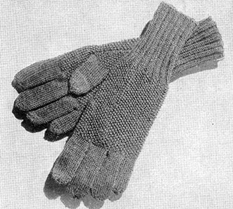 Gloves Pattern #345