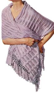 Elegance Shawl Pattern