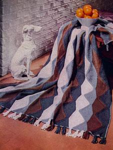 Elegante Afghan Pattern