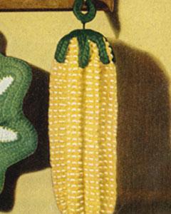 Corn Pot Holder Pattern