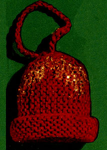 Christmas Bells Ornament Pattern