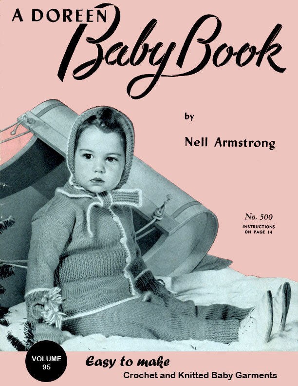 Baby Book | Volume 95 | Doreen Knitting Books