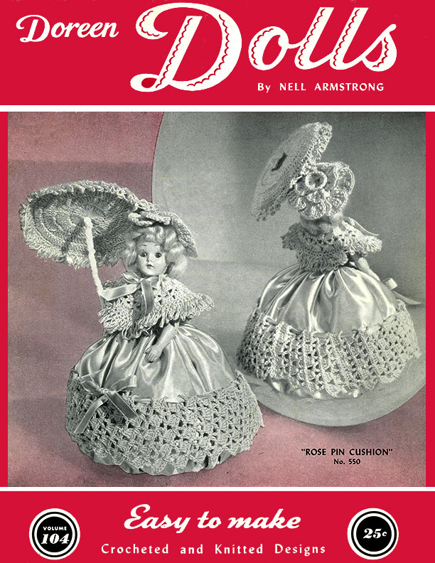 Dolls | Volume 104 | Doreen Knitting Books