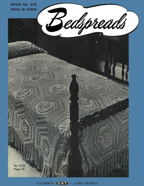 Bedspreads | Book No. 232 | The Spool Cotton Company