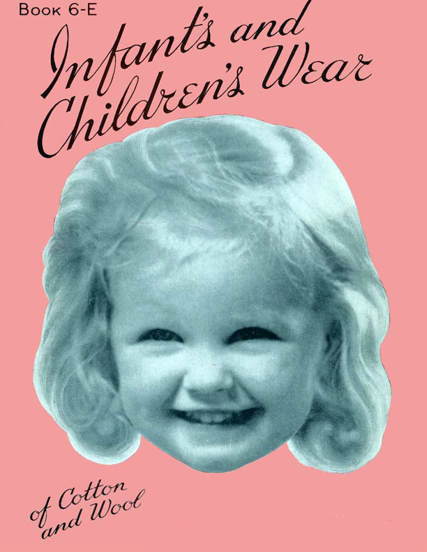 Infant's and Children's Wear | American Thread Book 6-E