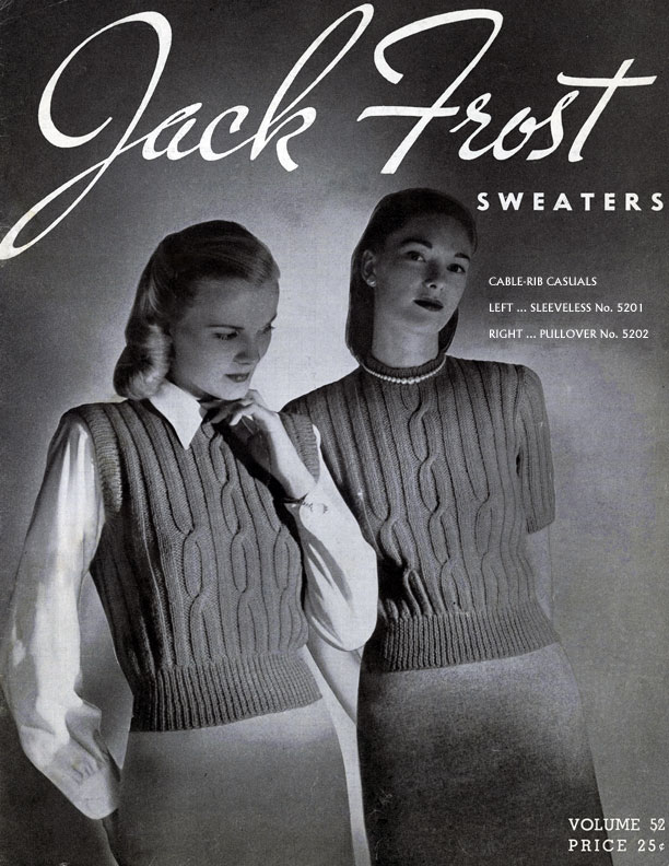 Sweaters | Volume 52 | Jack Frost